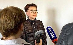 Введение единого колл-центра вМурманской детской поликлинике значительно ускорит работу— Т.Кусайко