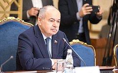 Завершился визит делегации Совета Федерации воглаве свице-спикером И.Умахановым вКоролевство Саудовская Аравия