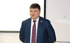 Д. Василенко: Результаты форума транспортного образования инауки станут основой для законодательных инициатив