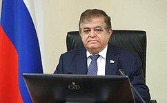 В. Джабаров: Помере приближения выборов вГосударственную Думу ситуация, связанная спопытками внешнего вмешательства, будет накаляться