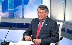 ВСовете Федерации окажут поддержку движению «Послов доброй воли Абхазии»