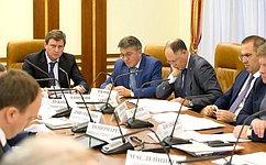 ВСовете Федерации обсудили перспективы развития авиационной промышленности всвязи срассмотрением проекта бюджета