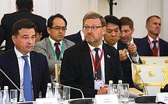 К. Косачев: Заседания Совета губернаторов России иЯпонии вновь обретут регулярный характер
