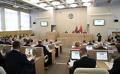 В.Матвиенко: Парламентарии должны всемерно поддерживать стремление регионов России иБеларуси кнаращиванию партнерских связей