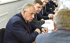 С. Митин: Нужно сделать все возможное, чтобы проект «Союзный трактор» получил все меры государственной поддержки