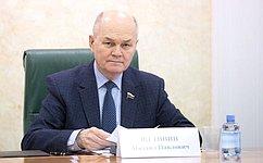 М.Щетинин: Межрегиональные связи– одно изперспективных направлений сотрудничества России иЕгипта