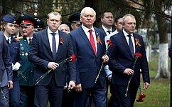 Наш долг помнить, какой огромной ценой досталась Победа нашей стране— Н.Тихомиров