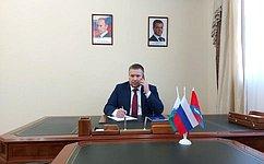 Д. Гусев обсудил сжителями Ненецкого автономного округа совершенствование работы учреждений здравоохранения