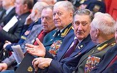 В. Долгих: Память особытиях Второй мировой войны должна способствовать приглушению ростков возрождающегося нацизма