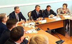 Ю. Воробьев: Отпрофессионального уровня ичеловеческих качеств молодых людей зависит будущее страны