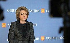 Председатель СФ: Мировое сообщество должно принудить власти Украины прекратить войну иисполнить Минские договоренности