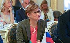 Л. Бокова: Гуманитарная повестка вроссийско-белорусских отношениях имеет глубокие культурные идуховные основы