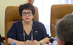 Л.Талабаева: Важно поддерживать диалог молодежи ипредставителей власти