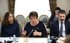 Л. Глебова: Некоммерческий сектор может стать реально действующей силой развития общества