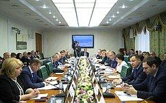 Меры попредотвращению природных пожаров исохранению лесов рассмотрели вСовете Федерации