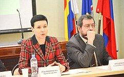 Реализуемый вРостовской области проект «Донская инициатива» набирает обороты— И.Рукавишникова