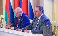 О. Мельниченко: Сотрудничество регионов Беларуси иРоссии охватывает все сферы, представляющие интерес для двух братских государств