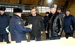В. Павленко: Развитию производства впенитенциарных учреждениях необходима поддержка назаконодательном уровне