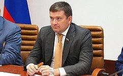 Н. Журавлев высказал предложения подоработке транспортной стратегии РФ до2030года спрогнозом до2035года