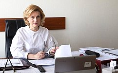 И. Святенко: ВМоскве реализуется программа, которая помогает жителям столицы вести активный образ жизни