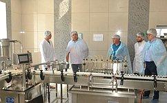 Республика Алтай развивает производство экологически чистой продукции– В.Полетаев