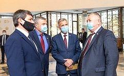В. Николаев: Впослании главы Чувашской Республики определены ключевые точки социально-экономического развития региона