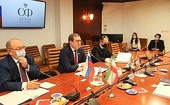 А. Майоров: Необходимо наращивать потенциал российско-иранского сотрудничества всфере продовольственного рынка иприродопользования