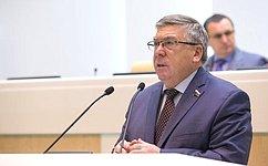 Совет Федерации одобрил закон «оподкидышах», расширяющий круг лиц, имеющих право насоциальную пенсию послучаю потери кормильца