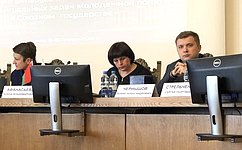 Е. Афанасьева призвала белорусскую молодежь противостоять попыткам исказить память особытиях Великой Отечественной войны