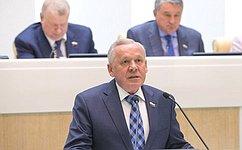 СФ одобрил изменения взаконодательство, касающиеся подготовки высококвалифицированных рабочих кадров