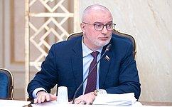 А.Клишас представил вКонституционном суде позицию Совета Федерации поделу, касающемуся определения налога нанедвижимость