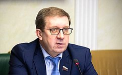 А.Майоров: Наш Комитет СФ будет осуществлять парламентский контроль запринятием мер для стабильности агропродовольственного рынка