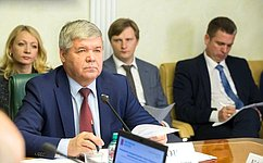 Тенденции иперспективы развития Воронежской области рассмотрены назаседании Комитета СФ поэкономической политике