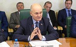 М.Щетинин: Проблемы агропромышленного комплекса вНечерноземье немогут быть решены усилиями отдельных регионов