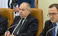 И. Умаханов: Парламентская инародная дипломатия способна содействовать установлению мира наБлижнем Востоке