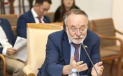А.Тотоонов выступил насовещании работников образования Республики Северная Осетия– Алания