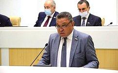 Сенаторы одобрили Федеральный закон «Обобязательных требованиях вРоссийской Федерации»