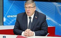 Будущее социальной сферы России станет таким, каким мы его спроектируем— В.Рязанский
