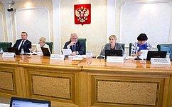 Комитет СФ поконституционному законодательству игосударственному строительству рекомендовал палате одобрить изменения взаконодательные акты