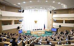 В. Матвиенко: Сотрудничество Совета Федерации иОбщественной палаты носит системный ипостоянный характер