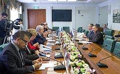 Сенатор А.Кондратьев встретился счленом Национального собрания Франции Д.Жаком