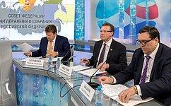 Выделение дополнительных бюджетных ассигнований регионам насоздание новых мест вшколах обсудил Комитет СФ побюджету ифинансовым рынкам