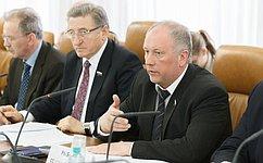ВСовете Федерации обсудили проблемы архитектурной деятельности