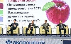 С. Митин: Преобразования вАПК направлены наповышение технологичности, эффективности иулучшение качества продукции