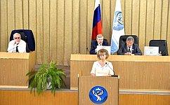 Т. Гигель: Сельскохозяйственная продукция Республики Алтай становится все более востребованной иконкурентоспособной