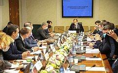 Комитет СФ поэкономической политике рекомендовал палате увеличить срок предоставления участков для геологического изучения вАрхангельской области
