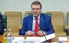К. Косачев: Парламентарии России иКитая продолжат активное взаимодействие в2019году