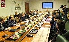ВСовете Федерации определили победителей Конкурса «Регионы– устойчивое развитие»