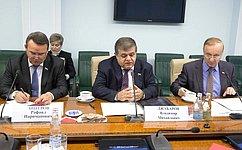 В.Джабаров: Заевразийской интеграцией— будущее
