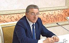 С. Лукин принял участие взаседании Координационного совета поразвитию сферы интеллектуальной собственности вВоронежской области